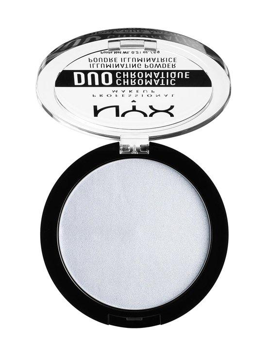 NYX Professional Makeup - Duo Chromatic Illuminating Powder -hohdepuuteri - TWILIGHT TINT   Stockmann - photo 2