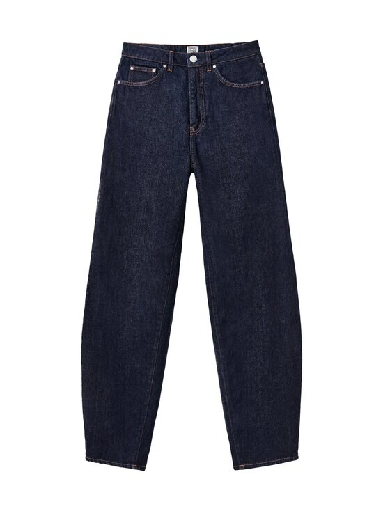 Totême - Barrel Leg -farkut - RAW BLUE | Stockmann - photo 1