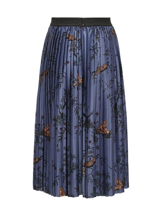 KIDS ONLY - KonDisco New Skirt -hame - VINTAGE INDIGO AOP:LAZY TIGER   Stockmann - photo 2