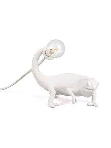 Seletti - Chameleon-pöytävalaisin - WHITE | Stockmann