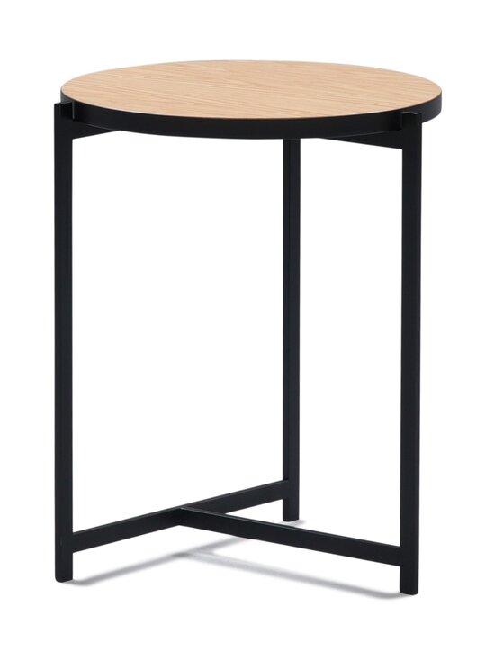 Interface - Pilleri-pöytä 40 cm - TAMMIVIILU/MUSTA | Stockmann - photo 1
