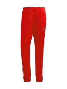 adidas Originals - Adicolor Classics Primeblue SST Track Pants -housut - SCARLET/WHITE | Stockmann