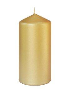 Duni - Pöytäkynttilä 15 cm - GOLD | Stockmann
