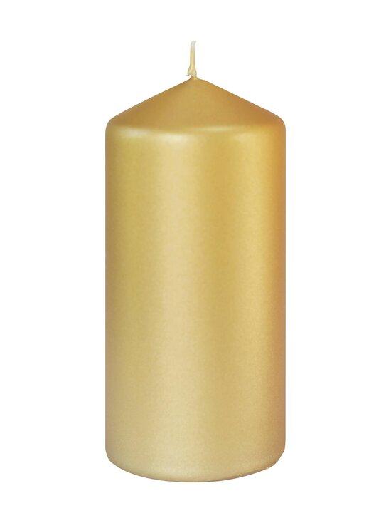 Duni - Pöytäkynttilä 15 cm - GOLD | Stockmann - photo 1