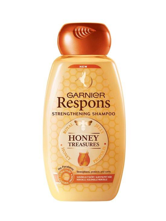 Garnier - Respons Honey Treasures -shampoo 250 ml | Stockmann - photo 1