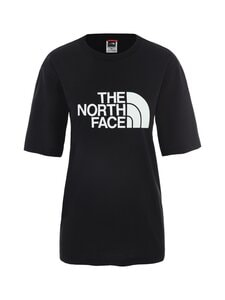 The North Face - W BF Easy Tee -paita - JK31 TNF BLACK | Stockmann