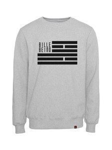 BILLEBEINO - Flag Sweatshirt -collegepaita - 92 GREY | Stockmann
