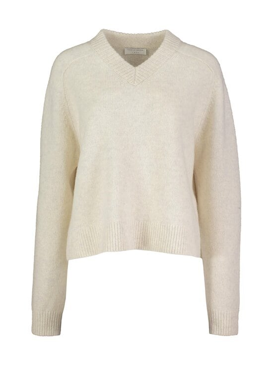 Tiger Of Sweden - Leonardo Knit -villaneule - 102 OFF WHITE | Stockmann - photo 1