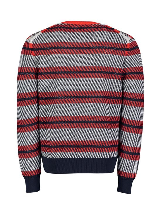 Paul Smith - Crew Neck Sweater -puuvillaneule - 25 RED | Stockmann - photo 2