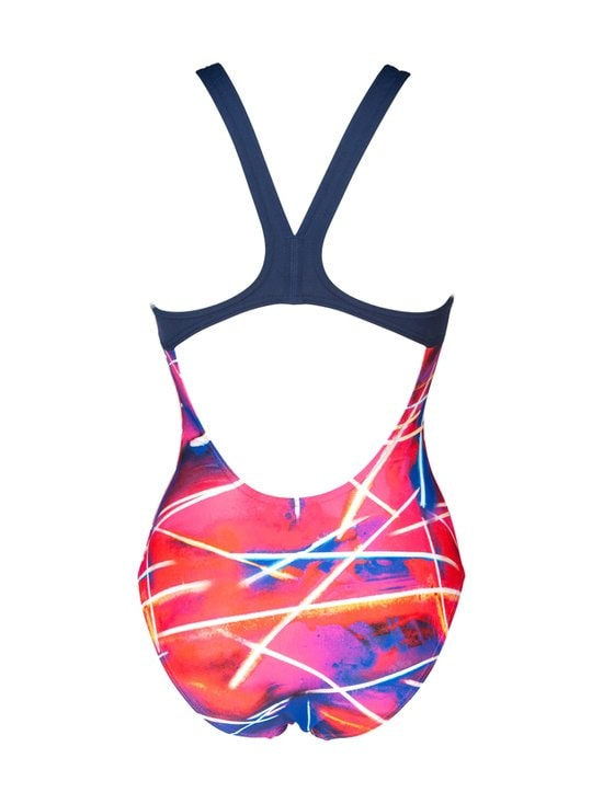 Arena - W Light Beams LB Swim P -uimapuku - 700 NAVY-MULTI | Stockmann - photo 4