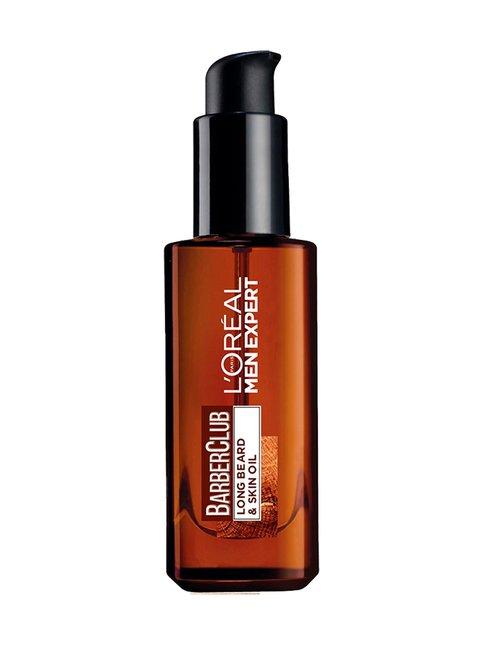Club Long Beard & Skin Oil -öljy parralle ja iholle 30 ml