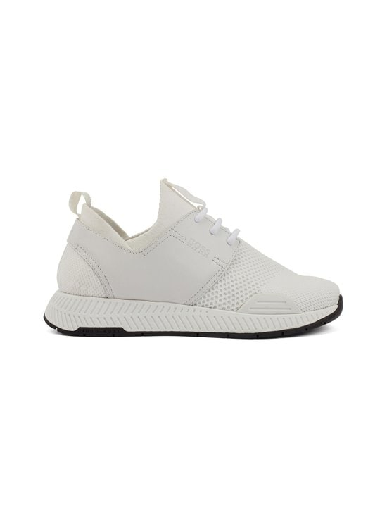BOSS - Titanium Run -sneakerit - 100 WHITE | Stockmann - photo 3