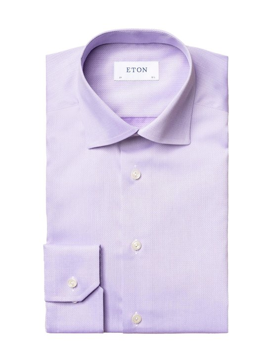 Eton - Contemporary Fit -kauluspaita - 71 PURPLE | Stockmann - photo 1