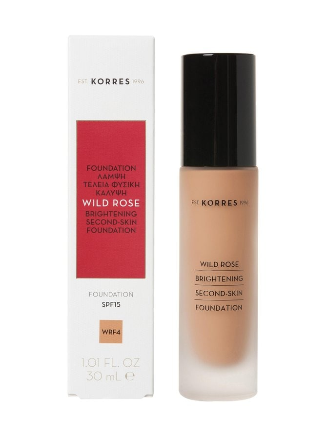 Wild Rose Wild Rose Foundation -meikkivoide 30 ml