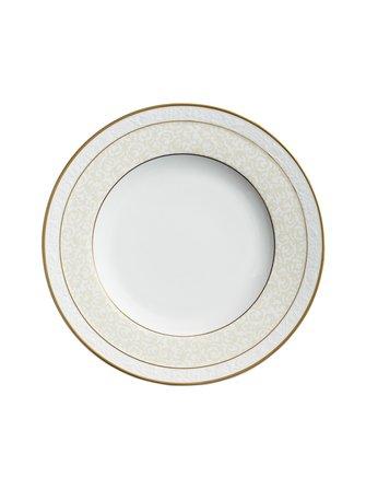 Ivoire plate 27 cm