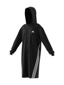 adidas Performance - G Dress Hoodie -collegemekko - BLACK/WHITE   Stockmann