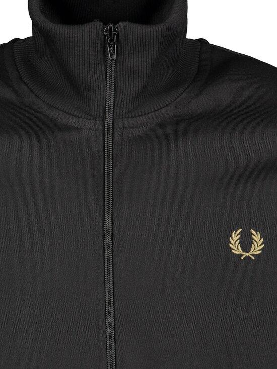 Fred Perry - Arch Branded Track Jacket -verryttelytakki - 102 BLACK | Stockmann - photo 3
