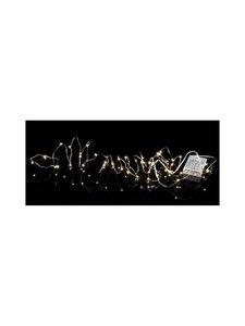 Star - Dew Drop Silver -LED-valolanka, 40 lämpimän valkoista valoa - HOPEA   Stockmann