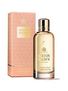Molton Brown - Jasmine & Sun Rose Body Oil -vartaloöljy 100 ml | Stockmann