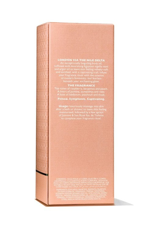 Molton Brown - Jasmine & Sun Rose Body Oil -vartaloöljy 100 ml - NOCOL | Stockmann - photo 4