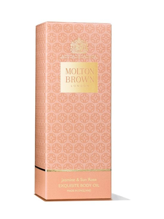Molton Brown - Jasmine & Sun Rose Body Oil -vartaloöljy 100 ml - NOCOL | Stockmann - photo 5