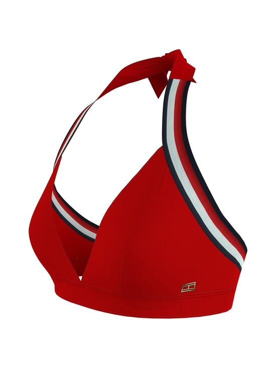 Tommy Hilfiger - TRIANGLE FIXED -bikiniyläosa - XLG PRIMARY RED | Stockmann - photo 3