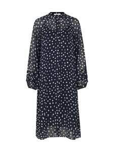 Samsoe & Samsoe - Elma Shirt Dress -paitamekko - BLUE DOODLE DOT | Stockmann