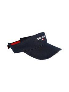 Tommy Jeans - TJW Sport Visor -aurinkolippa - C87 TWILIGHT NAVY | Stockmann