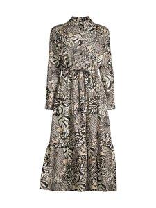 Imperial - Printet Dress -mekko - 2928 NERO/BEIGE | Stockmann