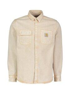 Carhartt WIP - Salinac Shirt Jac -takki - DUSTY H BROWN /WORN WASHED | Stockmann