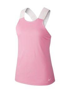 Nike - W Pro -treenitoppi - MAGIC FLAMINGO/BARELY ROSE/WHITE | Stockmann