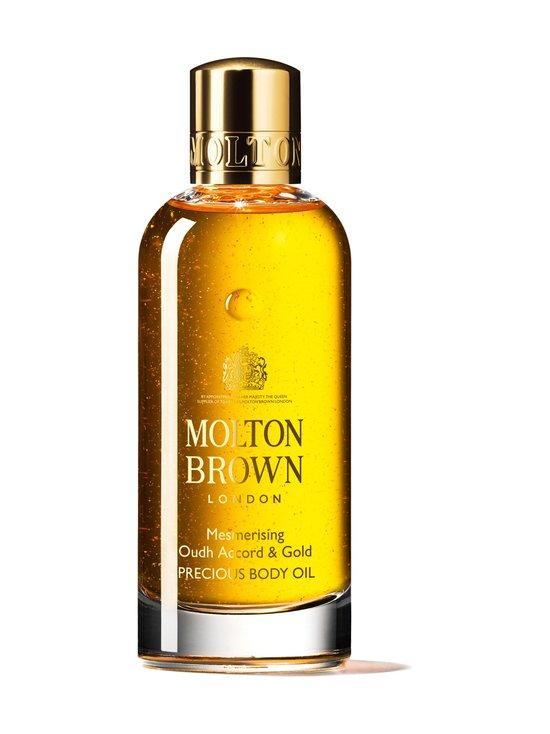 Molton Brown - Mesmerising Oudh Accord & Gold Precious Body Oil -vartaloöljy 100 ml - NO COLOR | Stockmann - photo 2
