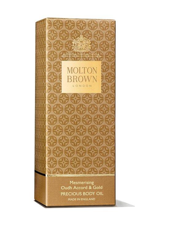 Molton Brown - Mesmerising Oudh Accord & Gold Precious Body Oil -vartaloöljy 100 ml - NO COLOR | Stockmann - photo 5