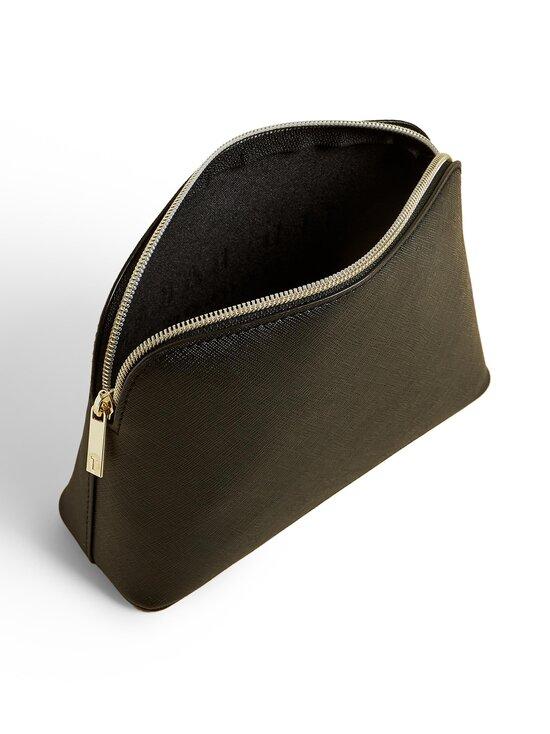 Ted Baker London - LIEAAH Crosshatch Debossed Make Up Bag -meikkilaukku - 00 BLACK   Stockmann - photo 3