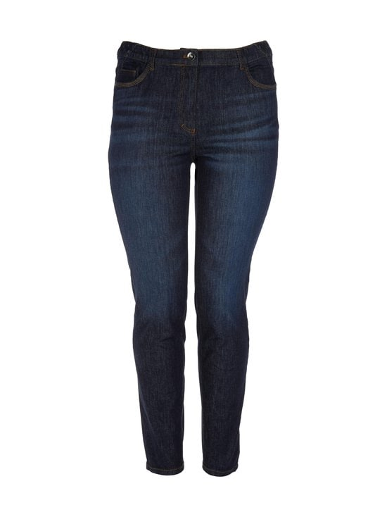 Samoon - Betty-farkut - 8989 DARK BLUE DENIM | Stockmann - photo 1