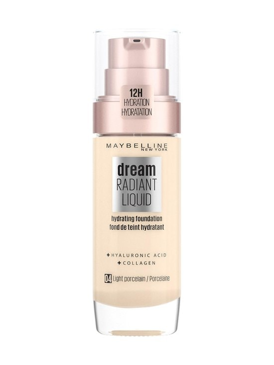 Maybelline - Dream Radiant Liquid -meikkivoide 30 ml - 004 LIGHT PORCELAIN   Stockmann - photo 1