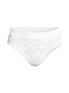 Sloggi - GO Allround Lace Midi -alushousut - 0003 WHITE | Stockmann