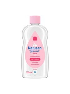 Natusan - Baby Oil -hoitoöljy 300 ml | Stockmann