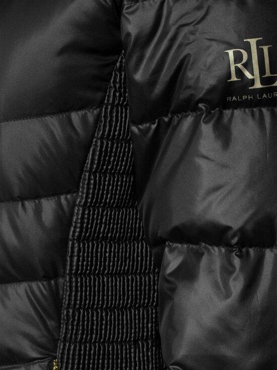 Lauren Ralph Lauren - RCR MOTO SD-DOWN FILL-JACKET -kevytuntuvatakki - BLACK | Stockmann - photo 4