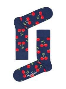 Happy Socks - Cherry-sukat - NAVY (TUMMANSININEN) | Stockmann