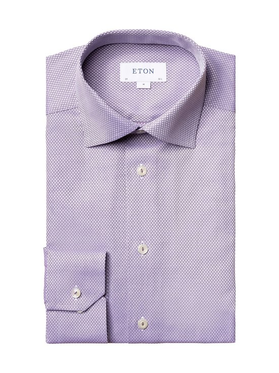 Eton - Slim-kauluspaita - 75 DUSTY PURPLE | Stockmann - photo 1