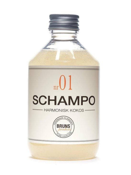 Bruns Products - Harmonius Coconut Shampoo nr1 -kookosshampoo 330 ml - NOCOL | Stockmann - photo 1