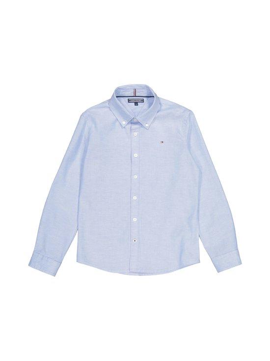 Tommy Hilfiger - Boys Stretch Oxford -paita - SHIRT BLUE (SININEN) | Stockmann - photo 1