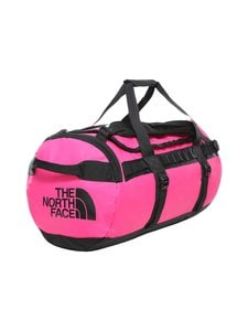 The North Face - Base Camp Duffel M -laukku 71 l - MR. PINK/TNF BLACK | Stockmann