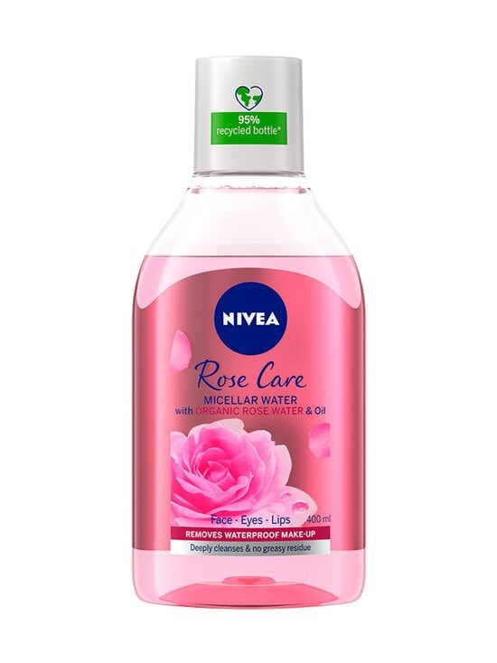 NIVEA - Rose Care Micellar Water -misellivesi 400 ml - VAR_1 | Stockmann - photo 1