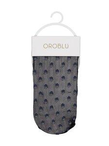 Oroblu - Little Motif 20 den -sukat - BLACK   Stockmann