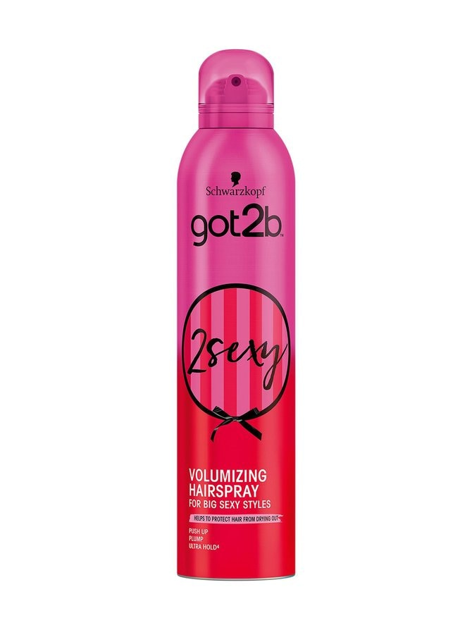 2sexy Volumizing Hairspray -hiuskiinne 300 ml