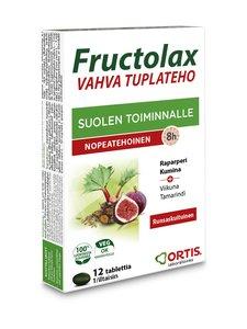 Harmonia - Fructolax Vahva tuplateho -hedelmäkuitutabletti 12 kpl / 11 g - null | Stockmann