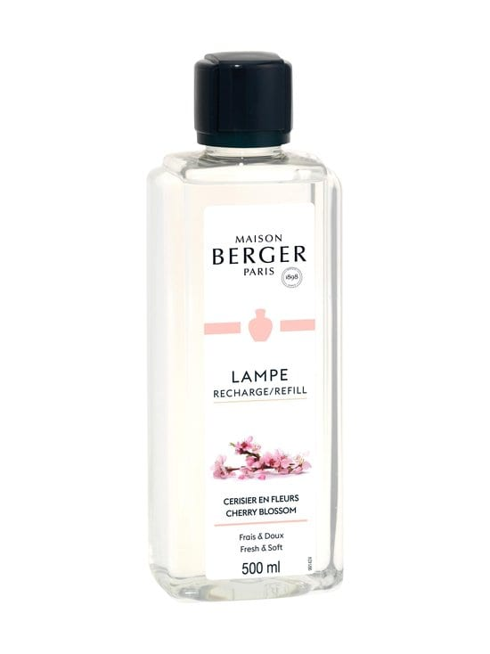 Maison Berger - Cherry Blossom -tuoksu 500 ml - TRANSPARENT | Stockmann - photo 1