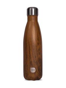 Vesi - Wood- teräksinen juomapullo 500 ml - WOOD (RUSKEA) | Stockmann